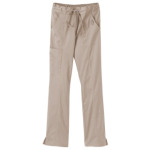 White Swan 19205 Bio Stretch Ladies Grommet Pant