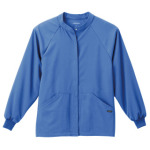 "White Swan 2373 Jockey® Scrubs 29"" Ultimate Unisex Warm Up Jacket"