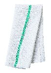 White Swan 47881 5 Star Top Shelf Linen Herringbone Bar Mop Towel