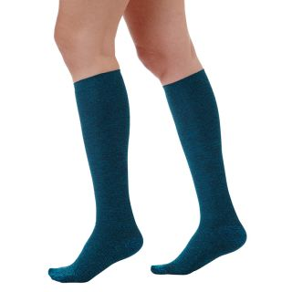 White Swan 556 AMPS Space Dyed Graduated Compression Knee High Stockings