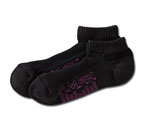 White Swan 5855 5855 AMPS Ladies Low Cut Performance Sock