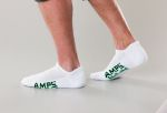 White Swan 5861 AMPS Mens Tab Cut Performance Sock