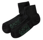 White Swan 5872 AMPS Mens Quarter Crew Performance Sock
