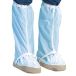 Superior Uniform Group 1153 Unisex SC-3 Blue Boot-Hypalon Sole (PR)