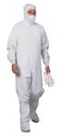 Superior Uniform Group 1174 Unisex HD-10 White OSFA Hood