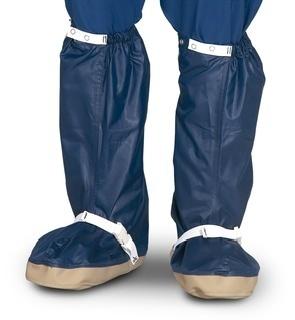 Superior Uniform Group 1213 Uni HD-ESD Nvy Boot-Hypalon Sole (PR)