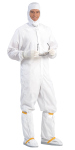 Superior Uniform Group 1910 Unisex SC-3 White Coverall