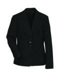 Superior Uniform Group 20621 Ladies Charcoal Signature 3-Botton Jacket