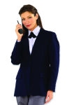 Superior Uniform Group 24026 Female Midnite C/F S/B Blazer