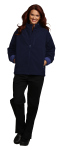 Superior Uniform Group 24747 Unisex Navy Bonded Jacket