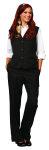 Superior Uniform Group 27115 Ladies Black Select Short Vest