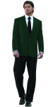 Superior Uniform Group 28470 Mens Hunter Green Poly 2-Btn Blazer