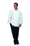 Superior Uniform Group 3000 Uni White PTF Premium Master Chef Coat