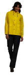 Superior Uniform Group 32401 Unisex Yellow PVC Rain Jacket