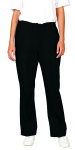 Superior Uniform Group 3857 Ladies Black Poplin Cargo Pant
