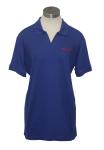 Superior Uniform Group 425 Unisex Blue Microstat ESD Short Coat