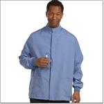 Superior Uniform Group 464 Unisex Ciel T Shield Lab Coat Snaps TG