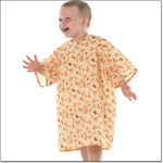 Childrens Patient Gown