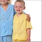 Superior Uniform Group 5664 Child Yellow Pajama Coat