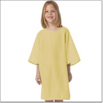 Superior Uniform Group 5670 Child Yellow Gown/Tie