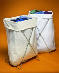 Superior Uniform Group 58200 58200-30X40 P/C Blnd D/C Straight Bottom Bag