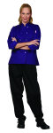 Superior Uniform Group 60156 Ladies Purple  Twl Chef Coat