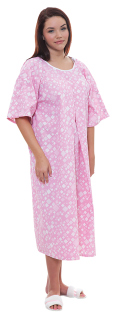 Superior Uniform Group 608 Pink Radiance Mothers IV Gown