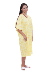 Superior Uniform Group 611 Amber Radiance HighRisk ICU/Tel Pat Gown