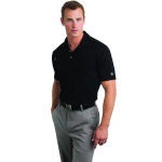 Superior Uniform Group 61663 M Blacktop 100P SS Knit Shirt (OG102)