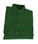 Superior Uniform Group 61722 393/BG7216S Mens Hunter P/C POP SS Shirt