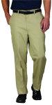 Superior Uniform Group 62348 M Dickies Khaki FlatFrt Prem Pant(LP810)