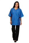 Superior Uniform Group 639 Unisex Blueberry FP Exam Jacket