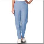 Superior Uniform Group 7066 Ladies Ciel FP Fash Slack-petites
