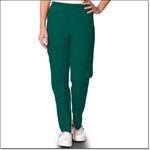 Superior Uniform Group 7067 Ladies Fir Green FP Fash Slack-petites
