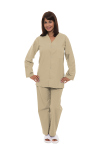 Superior Uniform Group 7108 Unisex Tan FP PJ Pant (XL)