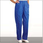 Superior Uniform Group 7512 Ladies FP Blueberry Fashion Slacks/Pockets
