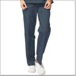Superior Uniform Group 7529 Ladies Pewter FP Fashion Slack/Pockets