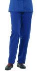 Superior Uniform Group 7551 Ladies Cadet Blue Elastic Waist Slacks