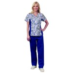 Superior Uniform Group 7663 Ladies Royal Flair Cargo Pant