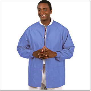 Superior Uniform Group 7690 Unisex FP Ciel Blue Warm Up