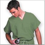 Superior Uniform Group 78002 Unisex FP Dill Fashion Scrub Shirt