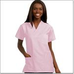 Superior Uniform Group 78816 Unisex Petal Pink FP Fashion Scrub Pant