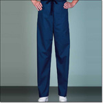 Superior Uniform Group 78844 Unisex FP Navy Fashion Scrub Pants
