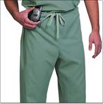 Superior Uniform Group 78850 Unisex FP Sage Fashion Scrub Pants