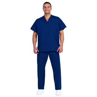Superior Uniform Group 7920 7920 Unisex Navy Fashion Cargo Scrub Pants