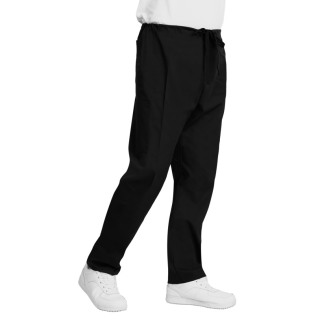 Superior Uniform Group 7921 7921 Unisex Black Fashion Cargo Scrub Pants