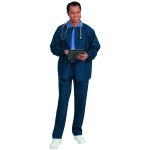 Superior Uniform Group 7950 7950 Unisex Navy Fashion Cargo Scrub Pants