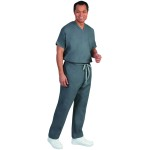 Superior Uniform Group 7959 7959 Unisex Pewter Fashion Cargo Scrub Pants