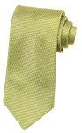 Superior Uniform Group 82288 Mens Green Pindot Poly Tie