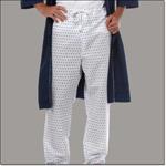 Superior Uniform Group 855 Snowflake Drawcord Pajama Pants